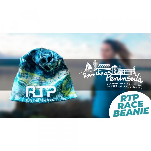Reversible Beanie Running Hat